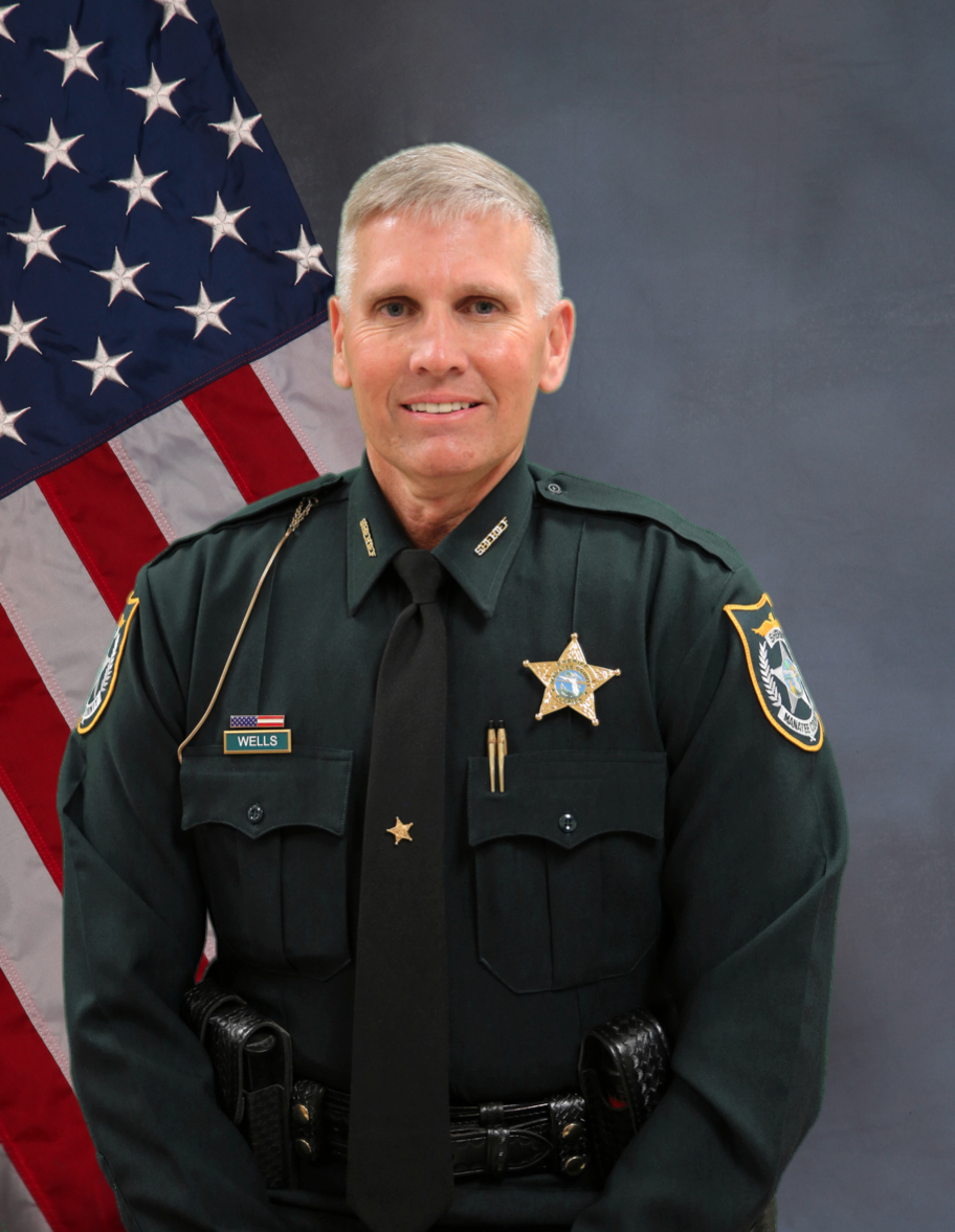 Sheriff Rick Wells picture